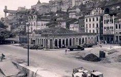 Contorno Praça Tupinambás 1944