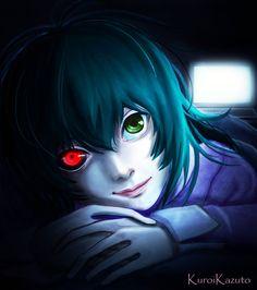 Oyasumi by kuroikazuto on DeviantArt Tokyo Ghoul Rize, Tokyo Ghoul Fan Art, Kaneki, Yoshimura Tokyo Ghoul, Tokyo Ghoul Drawing, Saiko Yonebayashi, Takeo, Fantasy Girl, Science And Nature