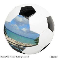 Mexico View #Soccer Ball