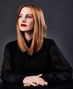 Playback Podcast: Jessica Chastain on 'Miss Sloane' and the Election | Variety