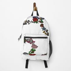 Special backpack design for environmental and wildlife lovers. Designer Backpacks, New Bag, Animal Design, Mom Shirts, Purses And Handbags, Funny Tshirts, Fashion Backpack, Wildlife, Gifts For Her