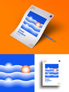Super Gradient #1 on Behance