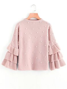 Up to 68% OFF! Layered Sleeve Faux Pearls Sweater. #Zaful #sweater Zaful, zaful outfits, fashion, style, tops, outfits, blouses, sweatshirts, hoodies, cardigan, turtleneck,cashmere,cashmere sweater sweater, cute sweater, floral sweater, cropped hoodies, pearl sweater, knitwear, fall, winter, winter outfits, winter fashion, fall fashion, fall outfits, Christmas, ugly, ugly Christmas, Thanksgiving, gift, Christmas hoodies, Black Friday, Cyber Monday @zaful Extra 10% OFF Code:ZF2017