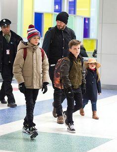 Victoria Beckham's daughter Harper Beckham steals the show at New York Fashion Week