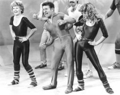 I remember my mom watching this show and exercising with Jack LaLane when I was young.