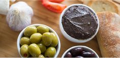 Great recipe of Classic Tapenade, the highly versatile dip cum spread can be perfected right in your kitchen, and in just four steps. - Discussed By Argi Dimacopoulos Olive Recipes, Green Environment, Tapenade, Great Recipes, Recipe Ideas, Food Hacks, Harvest, Healthy Living, Good Things