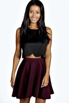 JESS SKATER SKIRT Product code: azz42915 £8.00 Bottle colour