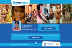 Unilever Leverages The Social Graph To Provide Clean Water For Millions    The mega brand partners with Facebook to address a critical issue that affects 800 million people worldwide.