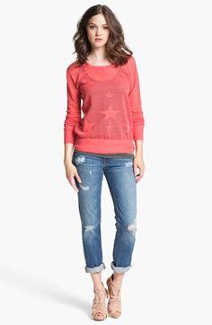 996bc33f641 Mavi Jeans  Emma  Slim Boyfriend Jeans (Nolita Blue) (Online Exclusive)