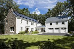 Riverfront Farmhouse | Custom Home Magazine | LDa Architecture & Interiors, Concord, MA, Single Family, Custom, Design Awards