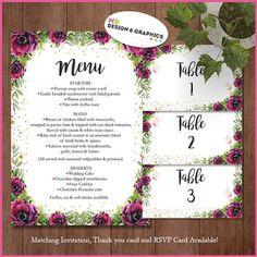 MB Design and graphics: Wedding Set part 2