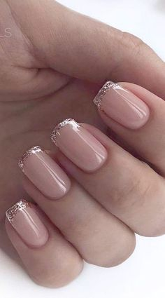 Toe Nail Art Designs With Lines underneath Nail Designs Gray my Nail Care Produc. - Toe Nail Art Designs With Lines underneath Nail Designs Gray my Nail Care Produc – Laundry room d - Grey Nail Designs, Acrylic Nail Designs, French Manicure Designs, French Manicure Nails, Nail Designs With Gems, Shellac Designs, Natural Nail Designs, Elegant Nail Designs, Fall Nail Art Designs