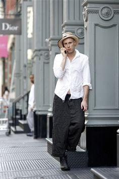 An Unknown Quantity   New York Fashion Street Style Blog by Wataru Bob Shimosato   ニューヨークストリートスナップ: July 2013