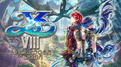 Image result for Ys VIII: Lacrimosa of Dana