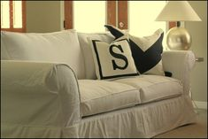 Twill Slipcovers for sofas