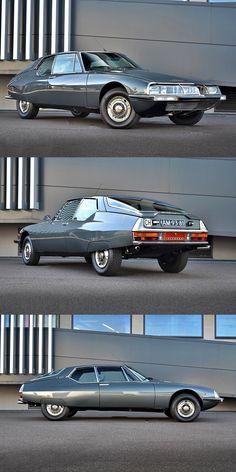 1971 Citroen SM 2.7 V6 Efi