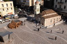 Η άγνωστη ιστορία που κρύβει το μοναστήρι που «βάφτισε» μια από τις ωραιότερες περιοχές της Αθήνας. Το Μοναστηράκι!