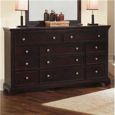Lovely New Bedroom Dresser!