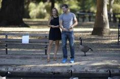 Clare Crawley and Juan Pablo Feed the Birds in The Bachelor Season Hometown Dates Chris Soules, Clare Crawley, Finals Week, Abc News, Hollywood Stars, Celebrity Gossip, Dating