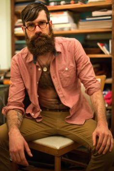 Adam Boehmer #beard