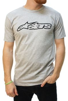 Alpinestars Men s Blaze Classic Graphic T-Shirt 90ae9ccb0
