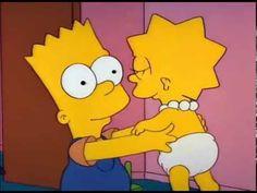 Lisa's First Word (The Simpsons) Lisa Y Bart, Bart And Lisa Simpson, Homer Simpson, The Simpsons, Los Simsons, Dipper Y Mabel, Ralph Wiggum, Simpsons Drawings, Memes