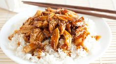 Slow cooker chicken teriyaki: as summer kicks up, low-heat crock pot recipes are looking more enticing than running the oven Crock Pot Recipes, Slow Cooker Recipes, Chicken Recipes, Cooking Recipes, Cooking Tips, Chicken Meals, Recipe Chicken, Crockpot Meals, Teriyaki Chicken