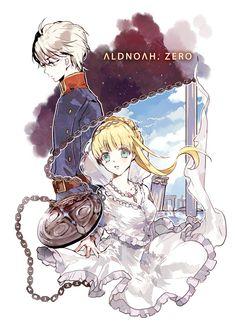 Slaine & Asseylum | Aldnoah.Zero