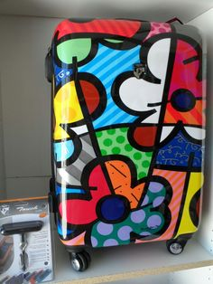 Flowers by romero britto