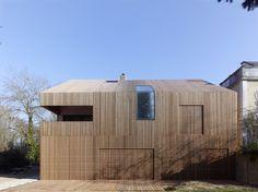 Maison 2G / Avenier Cornejo Architectes