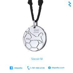 Collar de fútbol soccer para recaudar fondos.    #clasesgraduandas #recaudarfondos #collarcristiano #ideaspararecaudarfondos #Pararecaudarfondos #RecaudaciondeFondos #soccer