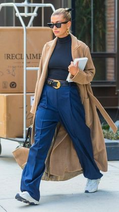 Mode Outfits, Chic Outfits, Spring Outfits, Fashion Outfits, Woman Outfits, Estilo Hailey Baldwin, Hailey Baldwin Style, Look Fashion, Winter Fashion
