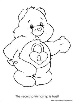"care bears""Secretours"""