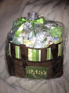 Baby Shower Gift Diaper Bag