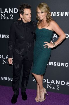 Happy Wedding Anniversary, Ben Stiller and Christine Taylor! To celebrate the couple reaching this romantic milestone, click through the gallery to see their cutest moments together! Christine Taylor, Celebrity Couples, Celebrity Style, Ben Stiller, Zoolander, Naomi Campbell, Celebs, Celebrities, Kendall Jenner