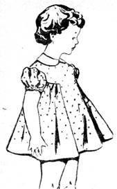 платье на полукокетке для девочки дошкольного возраста