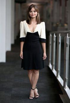 6 looks diferentes para combinar el blanco y negro - http://vestidosglam.com/6-looks-diferentes-para-combinar-el-blanco-y-negro/