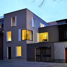 reihenhaus modern