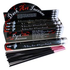 vampire protection incense
