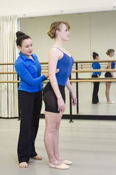 Common dance habits and corrections
