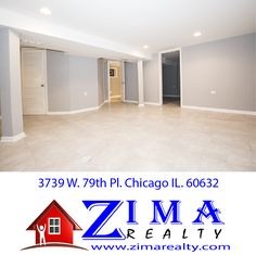 3739 W. 79th Pl. Chicago, IL. 60652 Amazing Family-room!  Properties For-Sale in Chicago