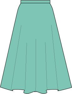 Drafting Skirts and Dresses