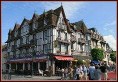Cabourg, Basse-Normandie_ North France