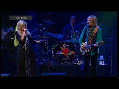Tom Petty & The Heartbreakers ft. Stevie Nicks - Stop Draggin' My Heart ...
