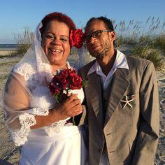 CONGRATULATIONS Julio and Celia! #stephenpalmerweddings #tybeeisland #beachwedding