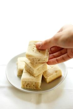 What food were you most bummed out about giving up when going gluten-free? For me, it was shortbread cookies. luckily, there are recipes like this Classic Gluten Free Vegan Shortbread Cookies! Gluten Free Sugar Cookies, Gluten Free Biscuits, Gluten Free Cookie Recipes, Vegan Gluten Free, Baking Recipes, Sugar Free, Vegan Shortbread, Shortbread Cookies, Classic Chocolate Chip Cookies Recipe