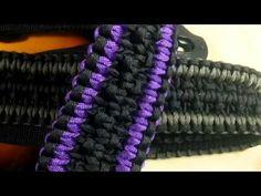 Rock Paracord - Triple Cobra Guitar Strap (Rock Weave)
