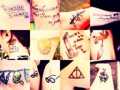 OMG these tatoos are AWESOME!