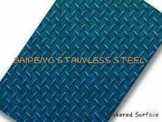 SAIPENG Checkered Stainless Steel Plate #stainless #steel #checkered #plate #chequered #sheet #decoration #ground #construction #china #supplier