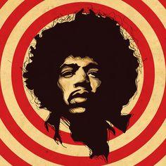 Jimi Hendrix tendrá su propia estampilla - http://notofilia.com/2014/03/26/jimi-hendrix-tendra-su-propia-estampilla/